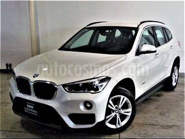 Foto venta Auto Seminuevo BMW X1 sDrive 18iA (2017) color Blanco Mineral precio $397,000