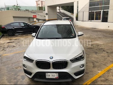 Foto venta Auto usado BMW X1 sDrive 18iA (2018) color Blanco precio $405,000
