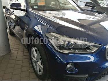 Foto venta Auto usado BMW X1 sDrive 18iA (2016) color Azul Medianoche precio $359,000