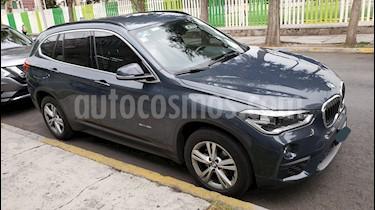 BMW X1 sDrive 18iA usado (2018) color Azul Medianoche precio $420,000