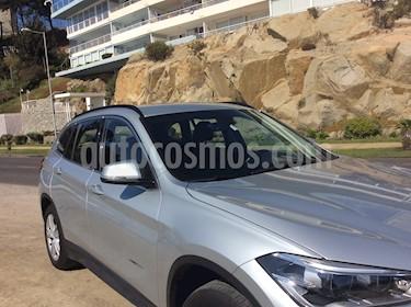 BMW X1 sDrive 20d  usado (2016) color Gris precio $16.400.000