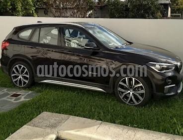 Foto venta Auto usado BMW X1 sDrive 20i Sport Line (2017) color Negro precio u$s56.000