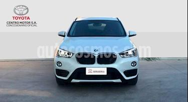 Foto venta Auto usado BMW X1 sDrive 20i Sport Line (2017) color Blanco precio $1.750.000