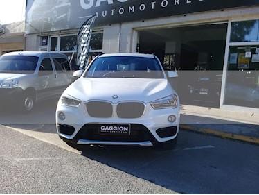 Foto venta Auto usado BMW X1 sDrive 20i Sport Line (2018) color Blanco Mineral