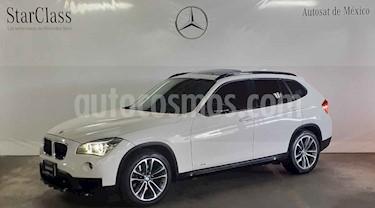 Foto venta Auto usado BMW X1 sDrive 20iA Sport Line (2015) color Blanco precio $369,000