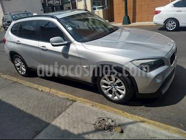 BMW X1 sDrive 20iA Sport Line usado (2013) color Plata Cristal precio $225,000