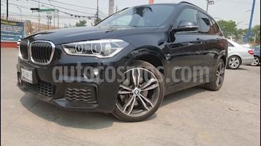 Foto venta Auto usado BMW X1 sDrive 20iA Sport Line (2017) color Negro precio $407,000