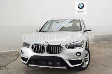 Foto venta Auto usado BMW X1 sDrive 20iA X Line (2019) color Plata precio $590,000