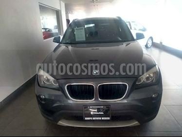 Foto venta Auto usado BMW X1 sDrive 20iA (2014) color Cafe precio $295,000