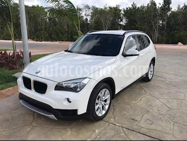 foto BMW X1 sDrive 20iA usado (2014) color Blanco Alpine precio $220,000