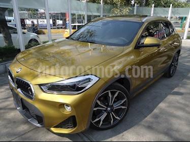 Foto venta Auto usado BMW X1 sDrive 20iA (2018) color Dorado precio $615,000