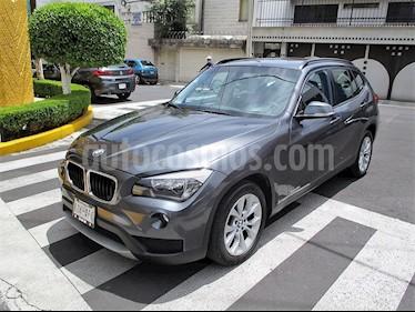 Foto venta Auto usado BMW X1 sDrive 20iA (2014) color Gris Mineral precio $209,900