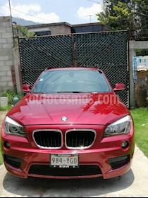 Foto venta Auto usado BMW X1 xDrive 25iA M Sport (2012) color Marron precio $190,000