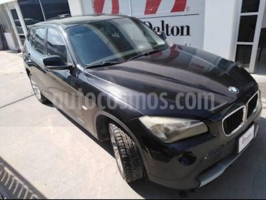 Foto venta Auto usado BMW X1 xDrive 25iA (2011) color Negro precio $159,000