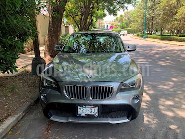 BMW X1 xDrive 28iA usado (2011) color Gris Space precio $220,000