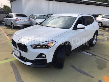BMW X2 sDrive18iA Executive usado (2019) color Blanco precio $440,000