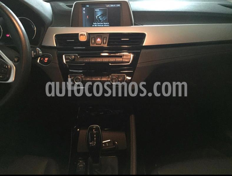 BMW X2 sDrive18iA Executive usado (2019) color Blanco precio $440,000
