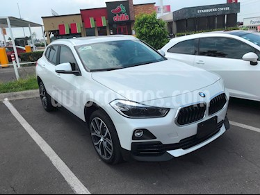 BMW X2 sDrive20iA Executive Plus usado (2019) color Blanco precio $598,300