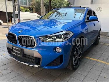 Foto BMW X2 sDrive20iA M Sport X usado (2019) color Azul precio $620,000