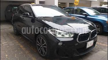 Foto venta Auto usado BMW X2 sDrive20iA M Sport (2018) color Negro precio $595,000