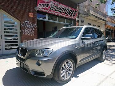 BMW X3 - usado (2013) color Gris precio $1.265.000