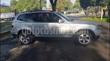 Foto BMW X3 2.5i Lujo usado (2009) color Plata precio $135,000