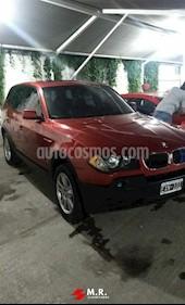 Foto venta Auto usado BMW X3 2.5i Selective (2005) color Rojo precio u$s10.000