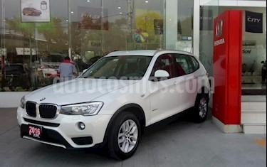 Foto venta Auto usado BMW X3 2.5i  (2016) color Blanco precio $439,900