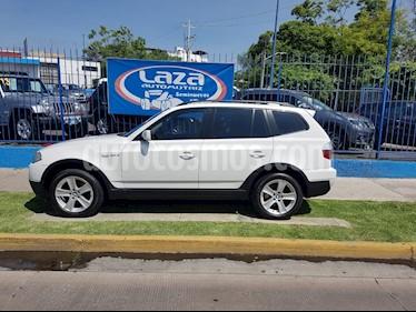Foto venta Auto usado BMW X3 2.5i  (2007) color Blanco Glaciar precio $159,950