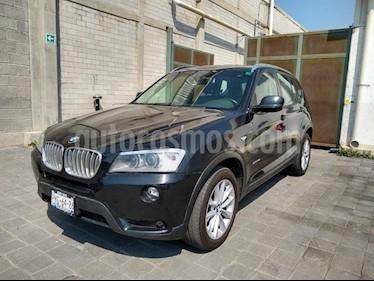 Foto venta Auto usado BMW X3 2.5i  (2011) color Negro precio $239,500