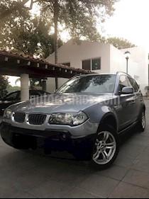BMW X3 2.5iA Top usado (2006) color Plata precio $118,999