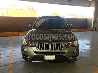Foto venta Auto Seminuevo BMW X3 2.5iA (2015) color Gris precio $398,000
