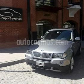 Foto venta Auto usado BMW X3 2.5si Selective (2007) color Gris Plata  precio $549.900