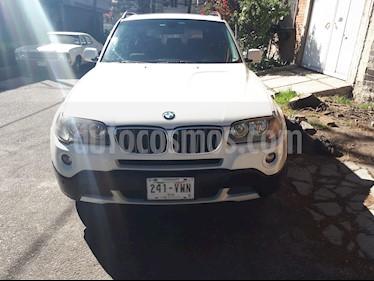 Foto venta Auto usado BMW X3 2.5si Top (2008) color Blanco precio $138,000