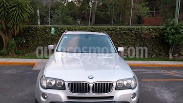 Foto venta Auto Seminuevo BMW X3 2.5siA  (2009) color Plata Titanium precio $175,000