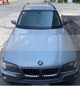 Foto BMW X3 2.5siA  usado (2009) color Gris Plata  precio $250,000