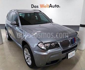 Foto venta Auto usado BMW X3 2.5siA  (2009) color Gris Plata  precio $170,000