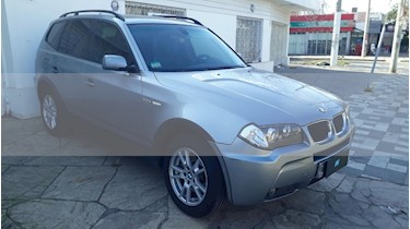 Foto venta Auto usado BMW X3 3.0d Executive Steptronic (2006) color Gris Claro precio $480.000
