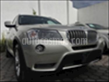 BMW X3 5P XDRIVE 28I TOP LINE 2.0 AUT. usado (2014) precio $299,999