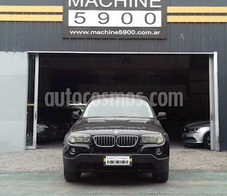 BMW X3 2.5i Selective usado (2008) color Negro precio $870.000