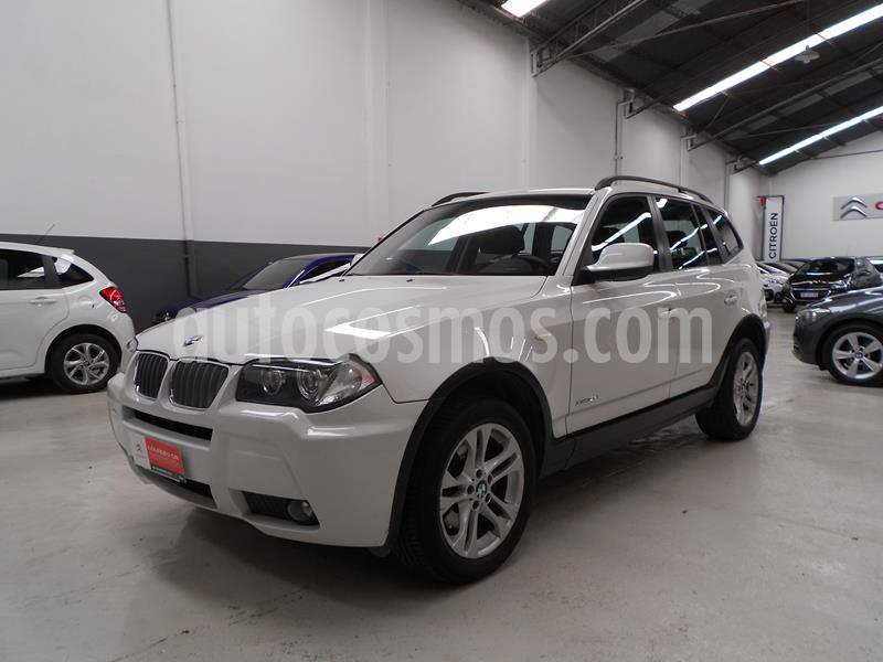 BMW X3 xDrive 20d Executive usado (2011) color Blanco precio $2.980.400