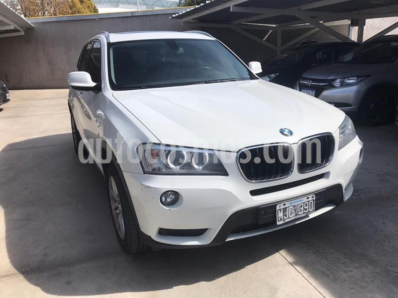 BMW X3 xDrive 20i xDrive usado (2013) color Blanco precio $2.310.000