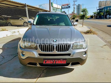 BMW X3 3.0i Executive usado (2009) color Gris Oscuro precio $1.350.000