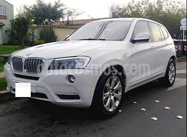 BMW X3 xDrive 28i usado (2012) color Blanco precio $40.000.000