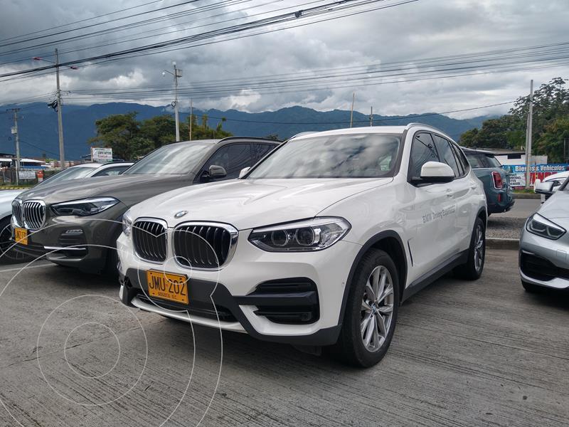Foto BMW X3 xDrive30i Premium usado (2021) color Blanco precio $178.000.000
