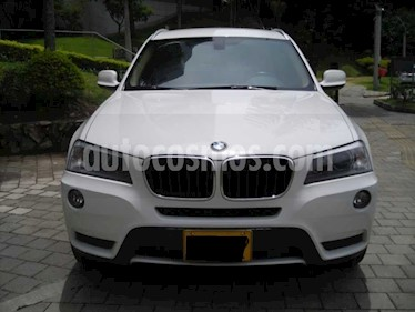 BMW X3 xDrive20d  usado (2014) precio $45.000.000
