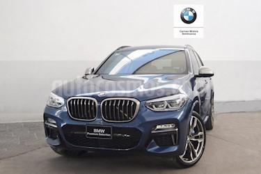 Foto venta Auto usado BMW X3 M40iA (2018) color Azul precio $1,000,000