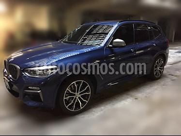 Foto BMW X3 M40iA usado (2019) color Azul precio $825,000