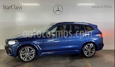 BMW X3 M40iA usado (2019) color Azul precio $899,000