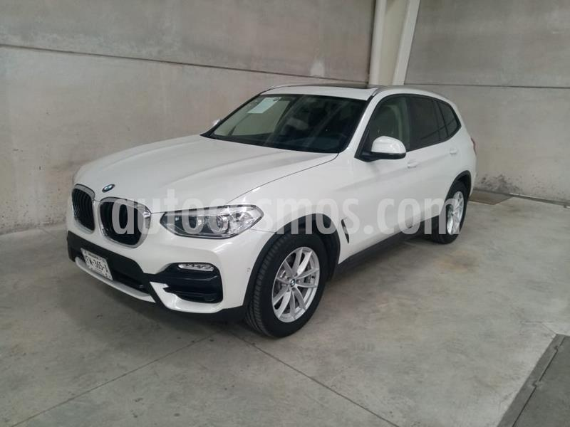 BMW X3 sDrive20iA Executive usado (2020) color Blanco Alpine precio $635,000